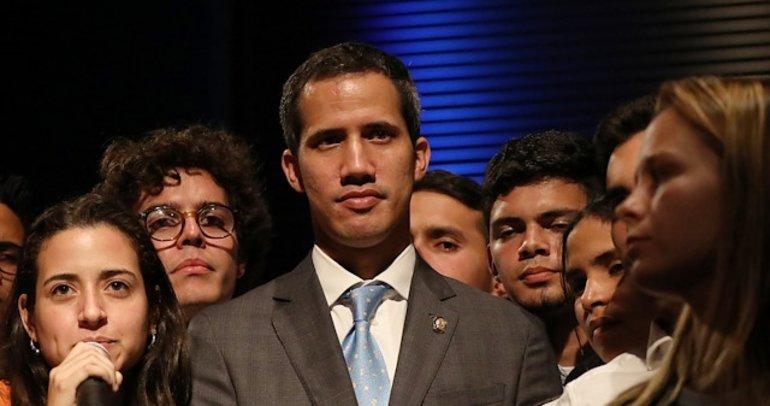Venezuela'da ABD'nin desteklediği Guaido'nun gelirleri soruşturulacak