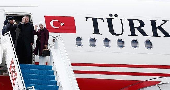 Cumhurbaşkanı Erdoğan Belarus'a gidecek