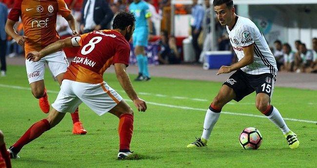 Galatasaray - Beşiktaş muhtemel 11'ler