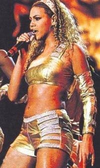 Beyonce sekiz yıldır bir eriyor bir şişiyor!