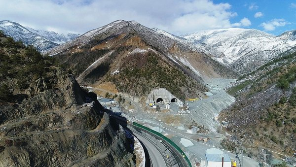 Dünyanın 2. en uzun tüneli olacak