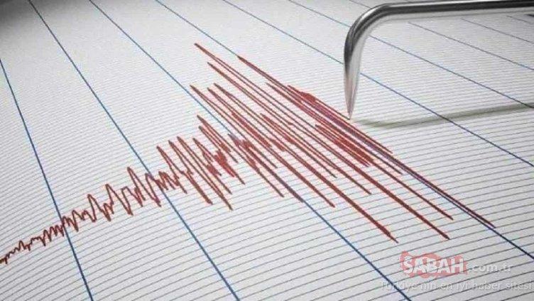 Deprem mi oldu, nerede, saat kaçta, kaç şiddetinde? 11 Ekim 2020 Pazar Kandilli Rasathanesi ve AFAD son depremler listesi…