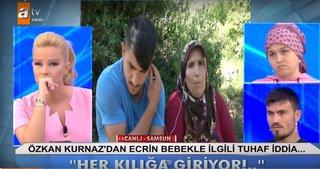 1.5 yaşındaki Ecrin'den son dakika haberi! Müge Anlı'da kayboluşu hakkında akılalmaz iddialar...