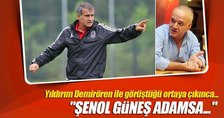 Ahmet Çakar: Şenol Güneş adamsa...