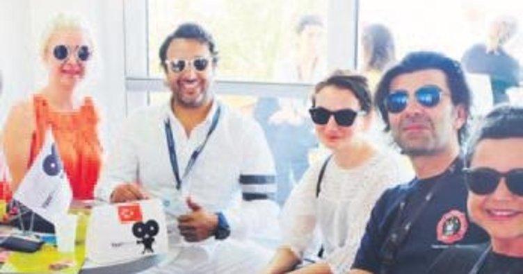 Cannes'da sürpriz görüşme