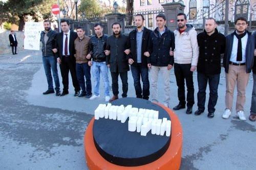 Platform Siyahtan 25 Aralık protestosu!
