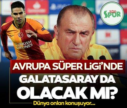 Son dakika: Avrupa Süper Ligi'nde sürpriz takımlar olacak! Galatasaray Avrupa Süper Ligi'ne katılacak mı?