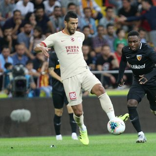 Olaylı maçta Adem Büyük hayat verdi, Galatasaray galibiyetle tanıştı