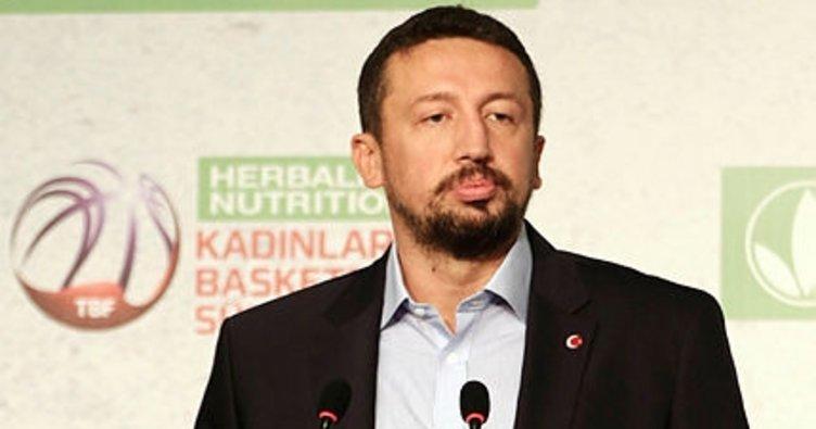 Hidayet Türkoğlu: Cumhurbaşkanlığı Kupası'nda mücadele edecek takımlara başarılar diliyorum