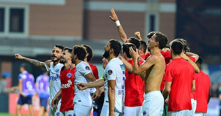 Süper Lig'in 'Paşa'sı: Kasımpaşa!