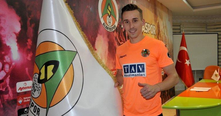 Alanyaspor, Josef Sural transferini açıkladı