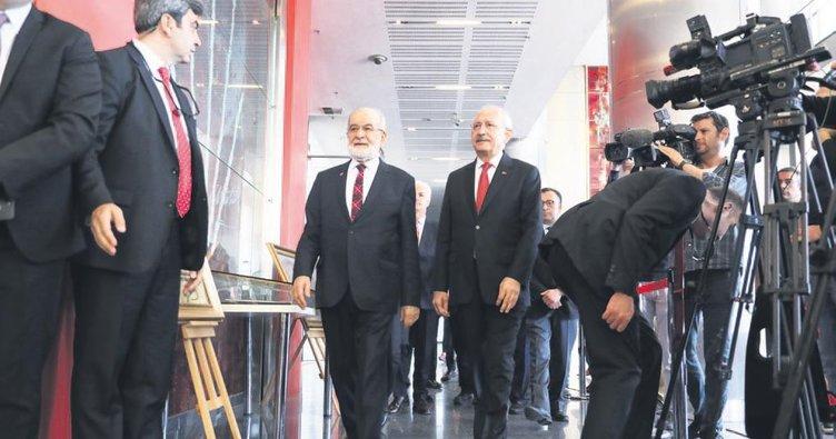 Kılıçdaroğlu siyasi mühendisliğe soyundu