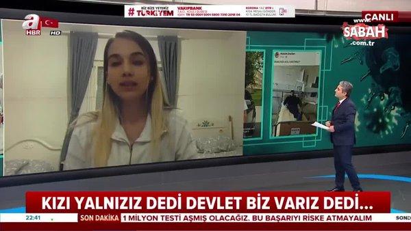 Leyla Gülüşken skandal iddiaları tek tek çürüttü: Hepsi yalan ve iftira | Video