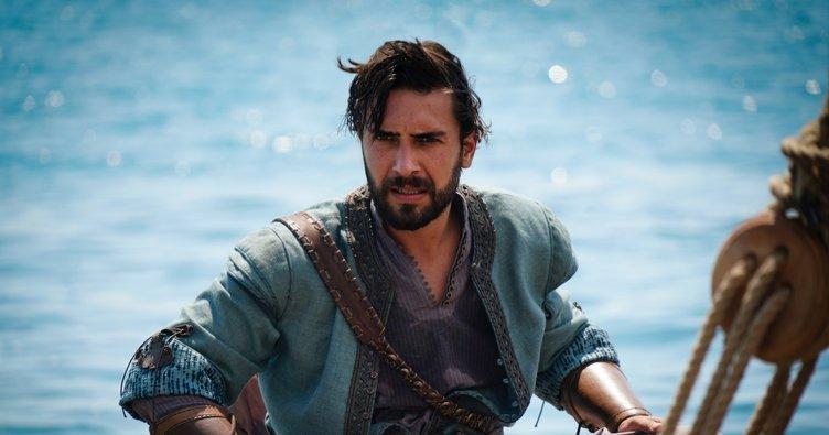 Barbaroslar: Akdeniz'in Kılıcı dizisinin Hızır Reis'i Ulaş Tuna Astepe kimdir, kaç yaşında ve aslen nereli? İşte Ulaş Tuna Astepe'nin hayatı