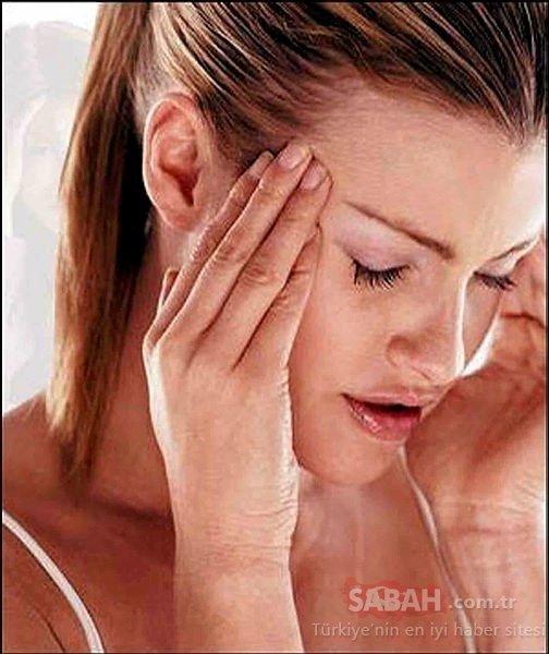 Baş ağrısını önlemenin yolları!