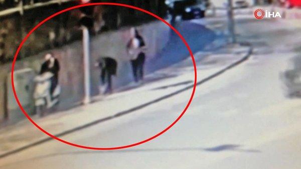 Denizli'de 'İnsanlığın öldüğü an' dedirten olay kamerada | Video