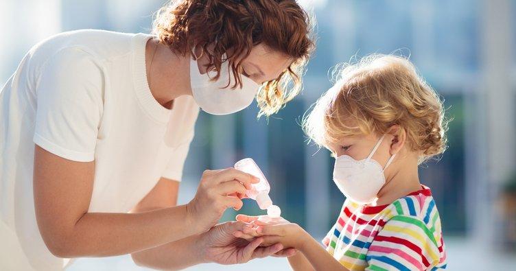 Çocukları koronavirüsten korumanın yolları...