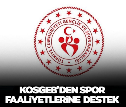 KOSGEB spor faaliyetlerine destek verecek