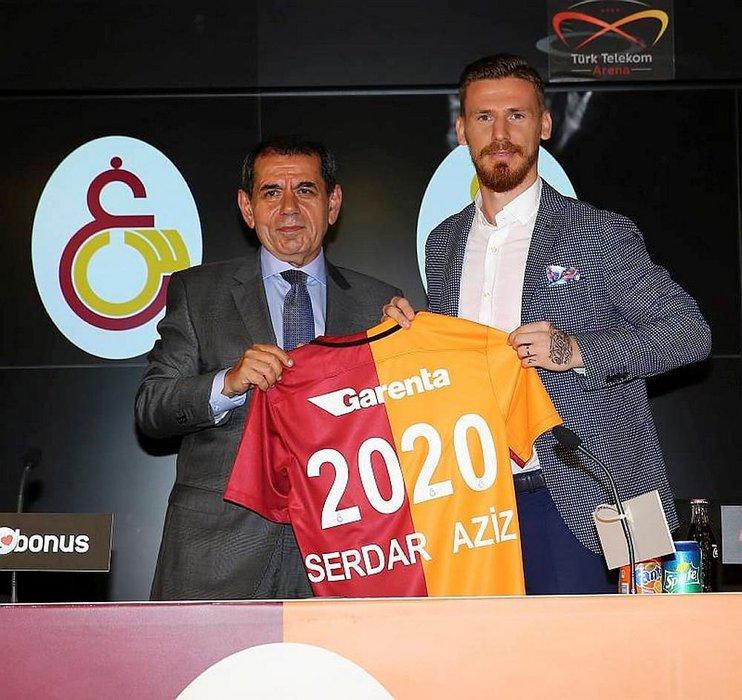 Galatasaray Rodallega'yı 'KAP'abilir