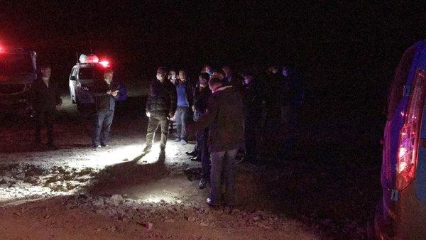 Nevşehir'de askeri uçak düştü. işte ilk fotoğraflar