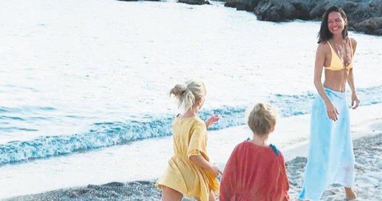 Aileyle tatilin tadı başka
