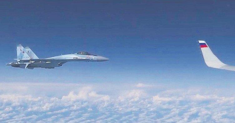 Havada NATO ile Rusya gerilimi