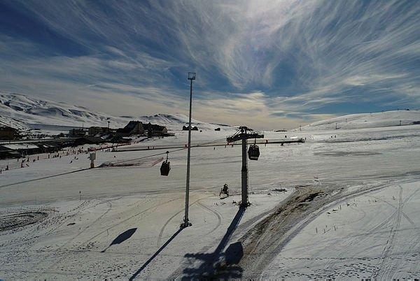 Erciyes kış turizminin parlayan yıldızı oldu