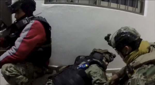 Guzman'ın yakalandığı operasyonun görüntüleri yayınlandı!