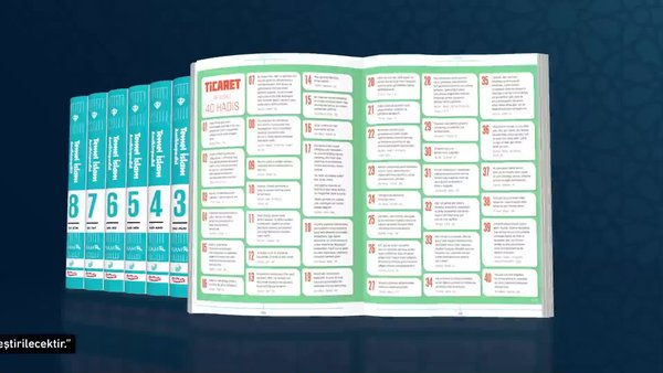 Özel Ramazan Seti Temel İslam Ansiklopedisi Kampanyası 2021 | Video