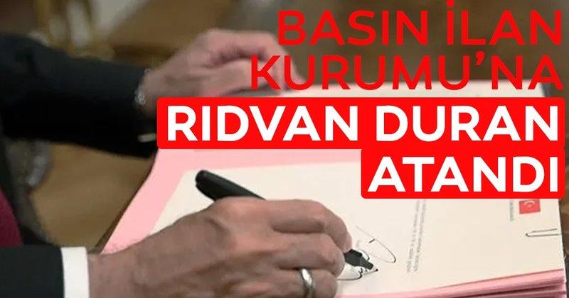Son dakika: Atama kararları Resmi Gazete'de! Basın İlan Kurumu Genel Müdürü Yakup Karaca görevden alıdın. ile ilgili görsel sonucu