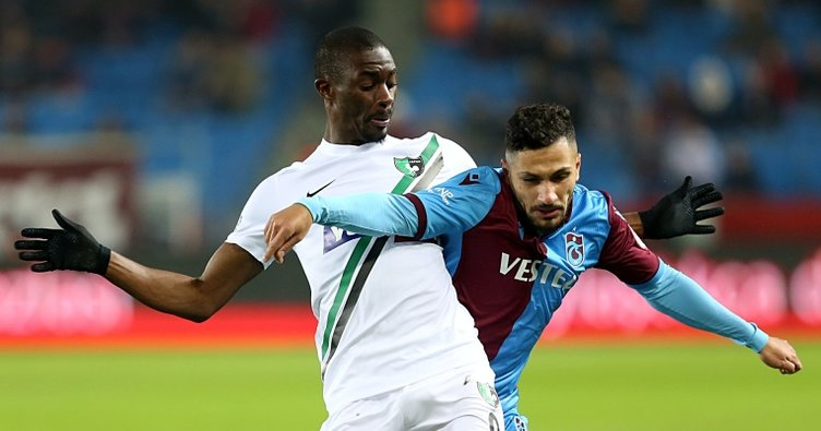 Trabzonspor 2-0 Denizlispor MAÇ SONUCU