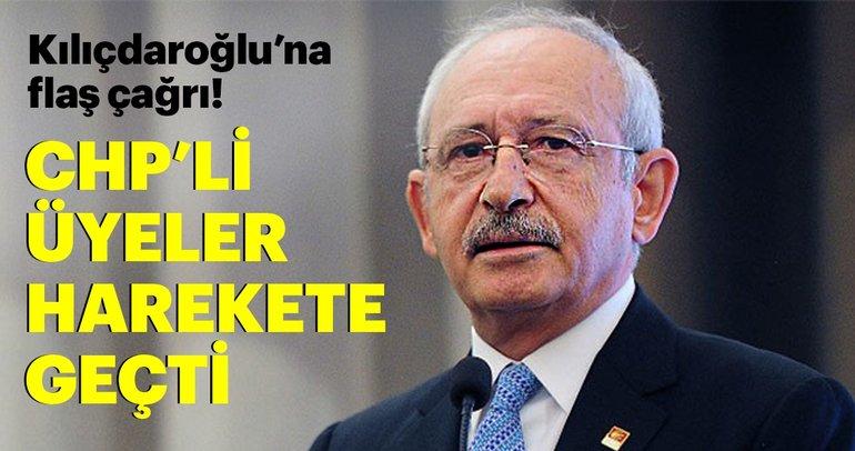 Son Dakika: CHP Ankara'da flaş çağrı: Tarihi sorumluluğu yerine getirin
