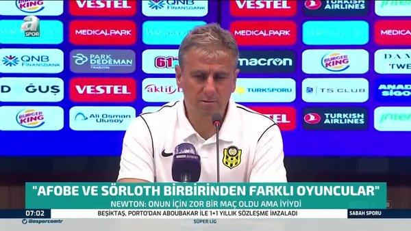 Hamza Hamzaoğlu: Çok gol yiyoruz