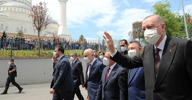 Son dakika | Başkan Erdoğan: Bir müjde de Karadeniz Ereğli için gelebilir
