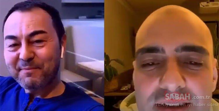 Bartu Küçükçağlayan'ın Serdar Ortaç ile yaptığı canlı yayın sosyal medyayı salladı! Bartu Küçükçağlayan Serdar Ortaç'ı yayından attı...