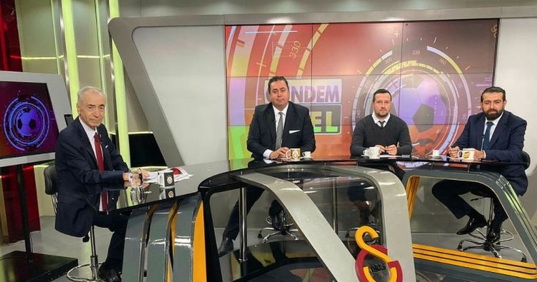 SON DAKİKA - Fatih Terim'e İrfan Can Kahveci müjdesi! Mustafa Cengiz'den peş peşe flaş açıklamalar...