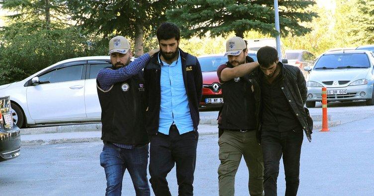 Yozgat'ta DEAŞ operasyonu düzenlendi! 2 kişi gözaltına alındı