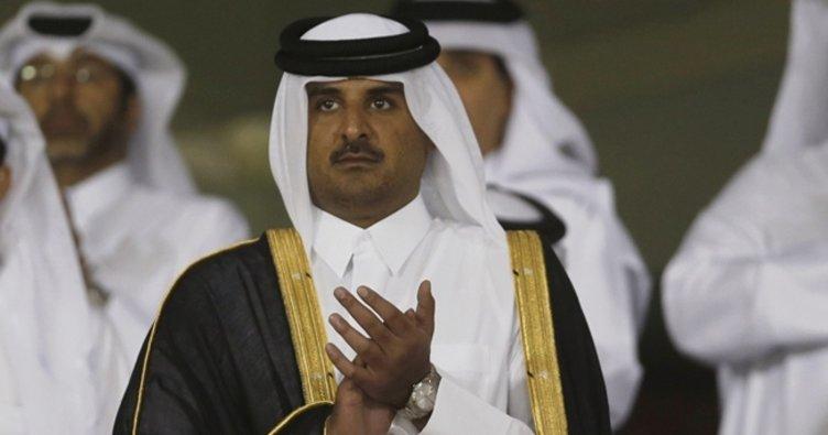 Katar konusunda Merkel'den flaş hamle