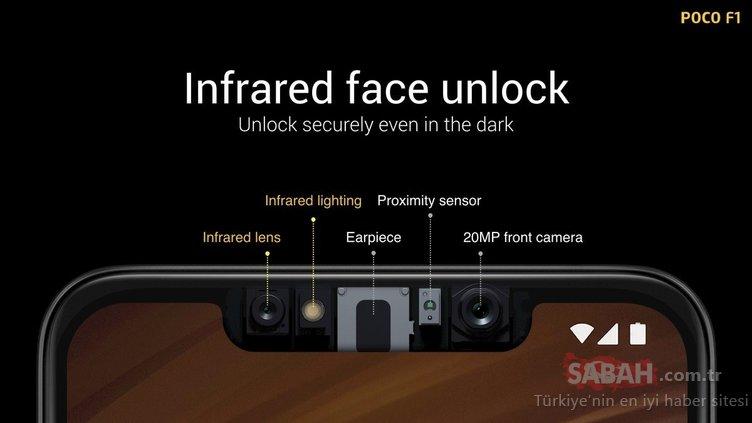 Xiaomi yeni bombası Poco F1'i açıkladı! - Özellikleri ve fiyatı