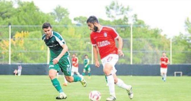 Kemerspor-Y. Bursa: 2-1