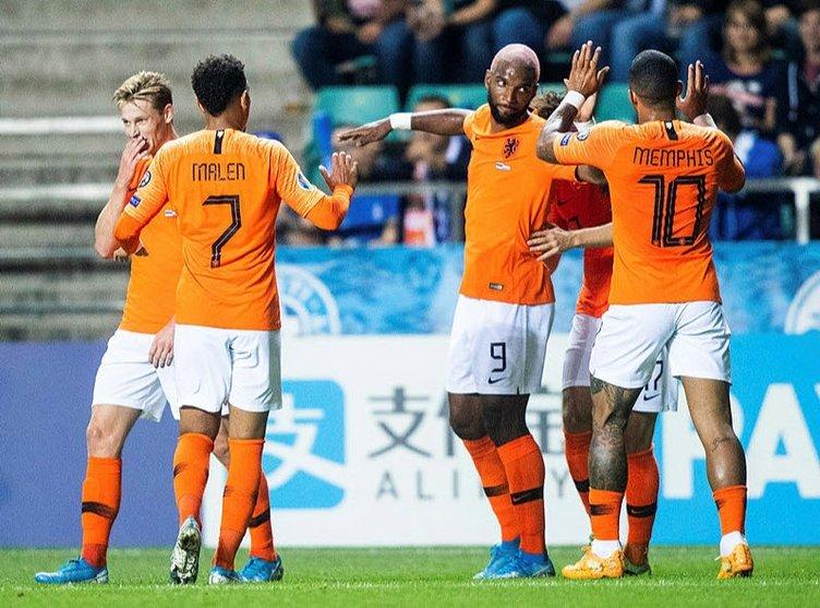Babel şov yaptı, Hollanda fark attı!