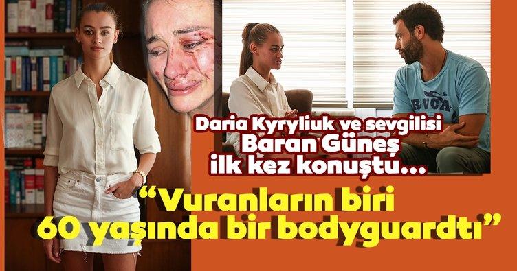 Ukraynalı model Daria Kyryliuk darp iddiası sonrası ilk kez konuştu!