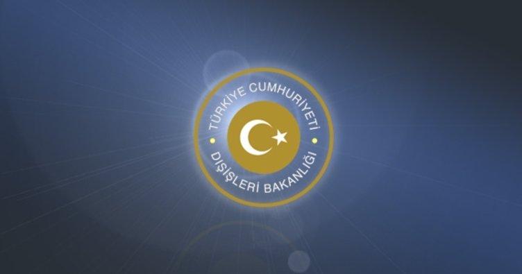 Dışişleri Bakanlığı'ndan flaş Kıbrıs açıklaması!
