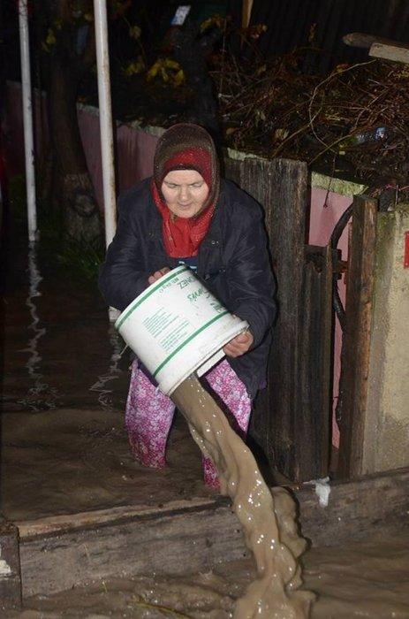 Kuvvetli yağış Kırklareli'yi vurdu