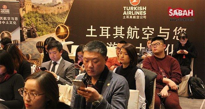 500 bin Çinli Türkiye'ye gelecek