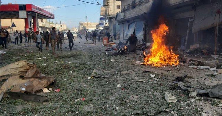 Son dakika: Milli Savunma Bakanlığı'ndan flaş açıklama: Terör örgütü sivilleri hedef aldı