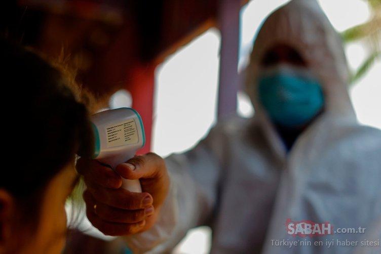 Son Dakika: Burada 200 gündür corona virüs vakası yok! Sadece dışarıdan gelenlerde tespit ediliyor...