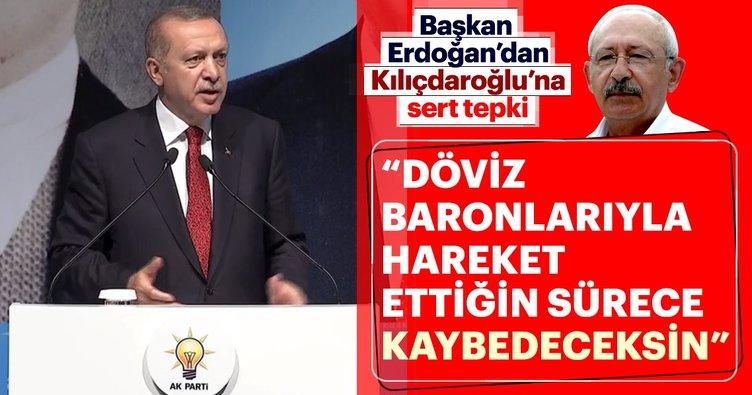 Başkan Erdoğan: Bu gafillere Türkiye'nin nasıl bir ülke olduğunu göstereceğiz!