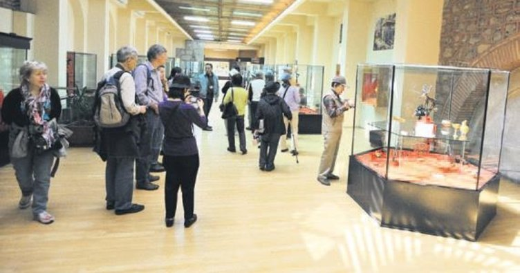 Müzeler bayramda ziyarete açık olacak