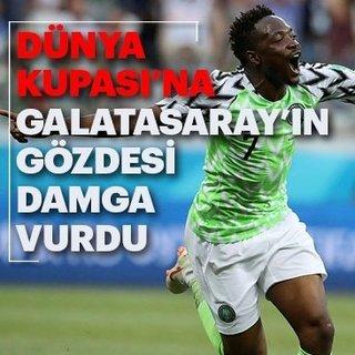 Ahmed Musa, Dünya Kupası'na damga vurdu